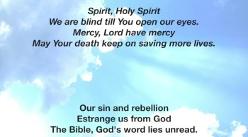 Spirit, Holy Spirit