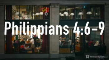 BibleStudyTools.com: This Inspiring Version of Philippians 4 Had Me Raising My Hands!