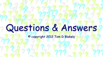 Questions & Answers
