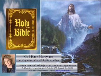 God Have Mercy [BMI]