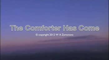 The Comforter Has Come