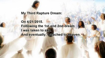 Unripe Figs, Rapture and Rapture Dreams - Dr JT Lee