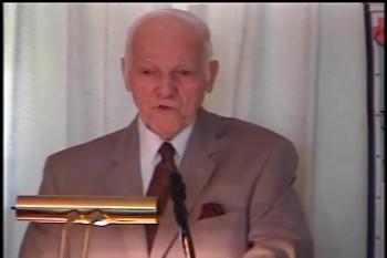 """Part 1 -- """"Marriage Is For Life"""" – Pastor D. A. Waite – Romans 7:1-12 –  BFTBC"""