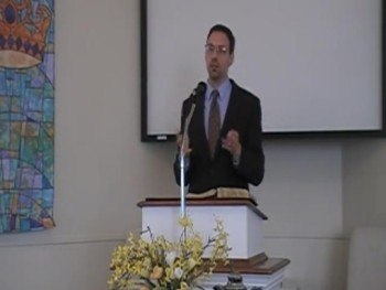 """""""The Cost of Eternal Life,"""" Joseph Waggoner, First OPC Perkasie PA 5/17/2015"""