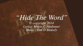Hide The Word