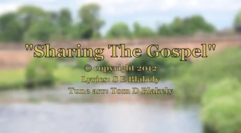 Sharing The Gospel