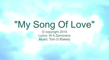 My Song Of Love