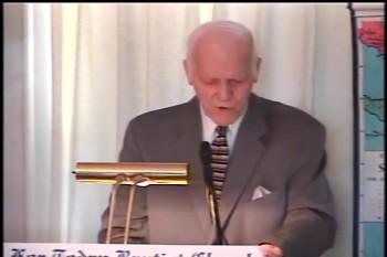 """Part 1 -- """"The Christian's Two Natures"""" – Pastor D. A. Waite – Romans 7:1-13-25 –  BFTBC"""