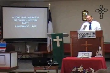 A 2000 Year Overview of Church History: Part 1