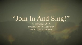 Join In And Sing!