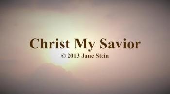 Christ My Savior