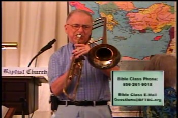 """Praise Him Praise Him"" – David Warren  – BFTBC"