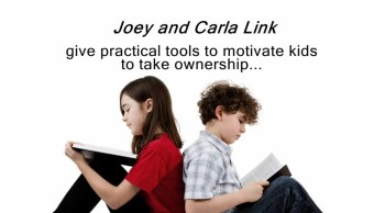 Xulon Press book Taming the Lecture Bug | Joey and Carla Link