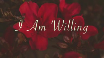 I Am Willing