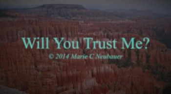 Will You Trust Me?
