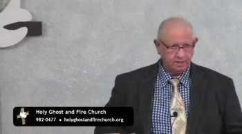 Holy Ghost Fire Church Broadcast 06-01