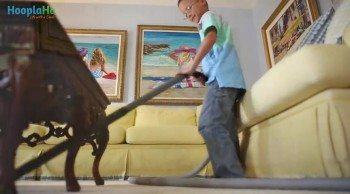 Mom of 15 Gives Meaning to Household Chores