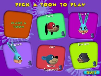 My toontown private server (toontown ping pong)
