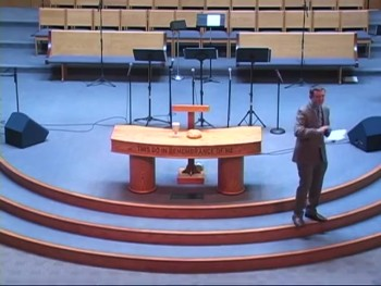 """Sermon-only May 24, 2015 """"How to Build a Church"""" (1Corr 3:10-23)"""