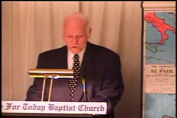 Part 1 -- A People Called For His Name   –  Acts 15:13-16  - BFTBC Midweek Service  – Pastor D. A. Waite