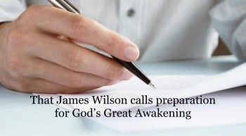 Xulon Press book Kingdom in Pursuit | James A. Wilson