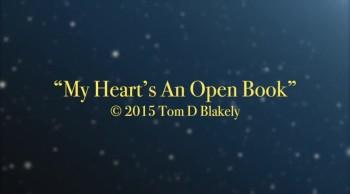 My Heart's An Open Book