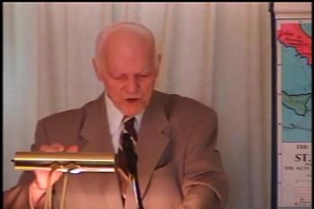 """Part 2 -- """"Righteousness By Faith"""" – Pastor D. A. Waite – Romans 9:17-33 –  BFTBC"""