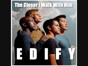 THE CLOSER I WALK WITH HIM