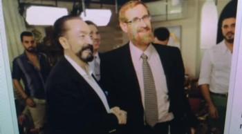 Temple Mount Prophecy: Rabbi Yehudah Glick Travels To Turkey