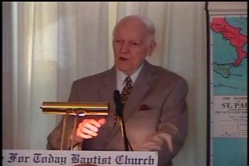 Part 2  -- Hyper-Calvinism Errors    Pastor D. A. Waite – Romans 10:12-21 –  BFTBC