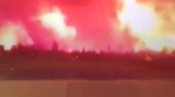 """Canada """"Wildfires Out Of Control """""""