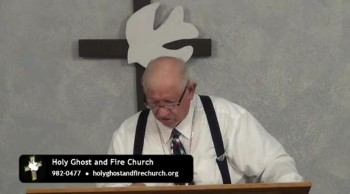 Holy Ghost Fire Church Broadcast 07-17