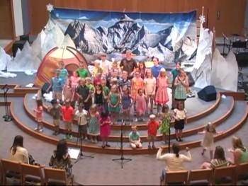 """Special Event Jul 19, 2015 """"VBS 2015 Kids' Sing-a-Long"""""""