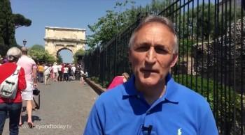 BT Daily -- Arch of Titus: Faith Builder