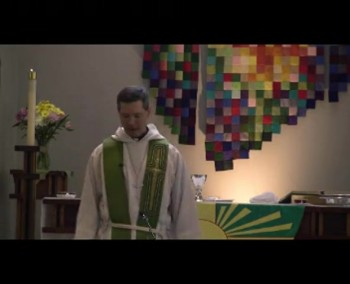 """2015 June 28 OSLC """"Ministry is Messy"""" based on Mark 5:21-43."""