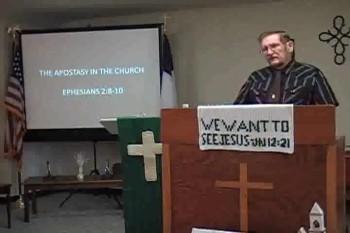 'Apostasy in the Church'