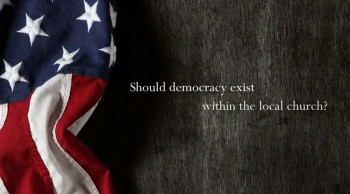 Xulon Press book Democracy: Biblical Principle or Man-made Institution? | Dr. Byron Hardy