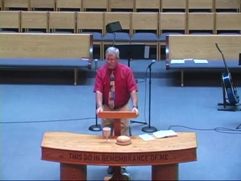 """Sermon-only Aug 2, 2015 """"What's It Worth To You?"""" (1 Cor: 9)"""