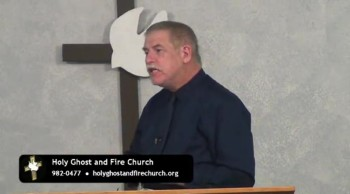 Holy Ghost Fire Church Broadcast 08-07