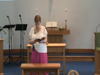 Sermon 8/9/15