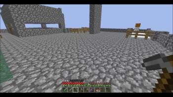 minecraft skyblock Ep.1