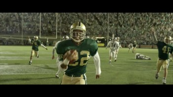 Gridiron Sharpens Iron in New WOODLAWN trailer