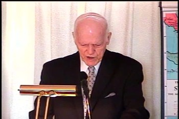 Part 3 -- The Judgment Seat of Christ – Pastor D. A. Waite – Romans 14:1-12 – BFTBC