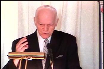 Part 2 -- The Judgment Seat of Christ – Pastor D. A. Waite – Romans 14:1-12 – BFTBC