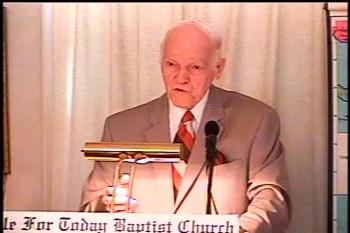 Part 1 -- HeThat Is Spiritual  – 1 Corinthians 2:14-3:9–  Pastor D. A. Waite – BFTBC