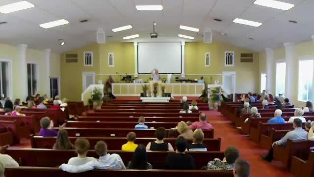 02-15-2015 Baby Dedication - Sermon Videos