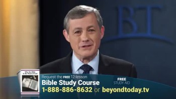Beyond Today -- What's That Parable All About?