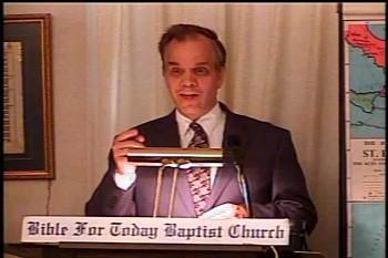 Part 3 --  The Bush Was Not Consumed– Exodus 3:1-22 – Daniel S. Waite -- BFTBC