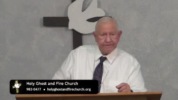 Holy Ghost Fire Church Broadcast 09-25