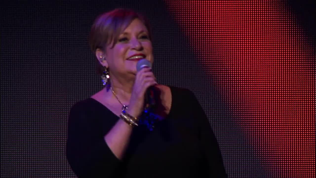 Sandi Patty (Featuring Wayne Watson) - Another Time Another Place (Live)
